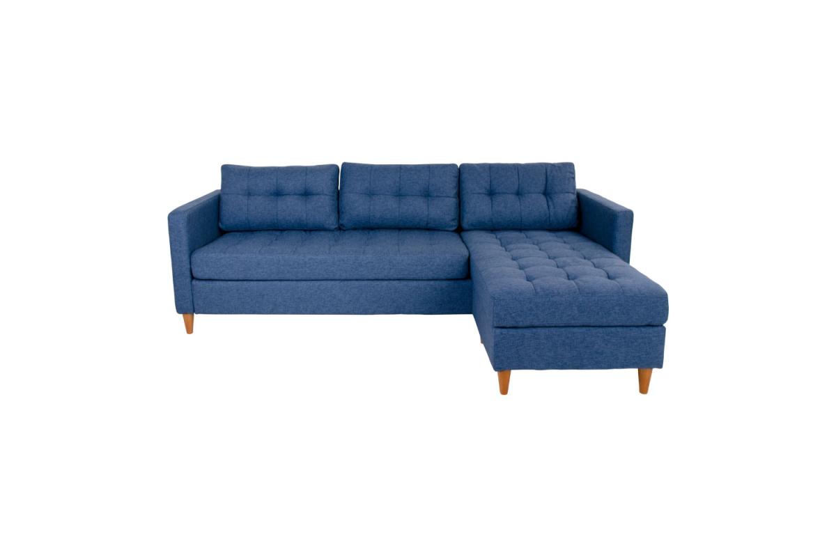 Stílusos ülőgarnitúra Brianna / kék