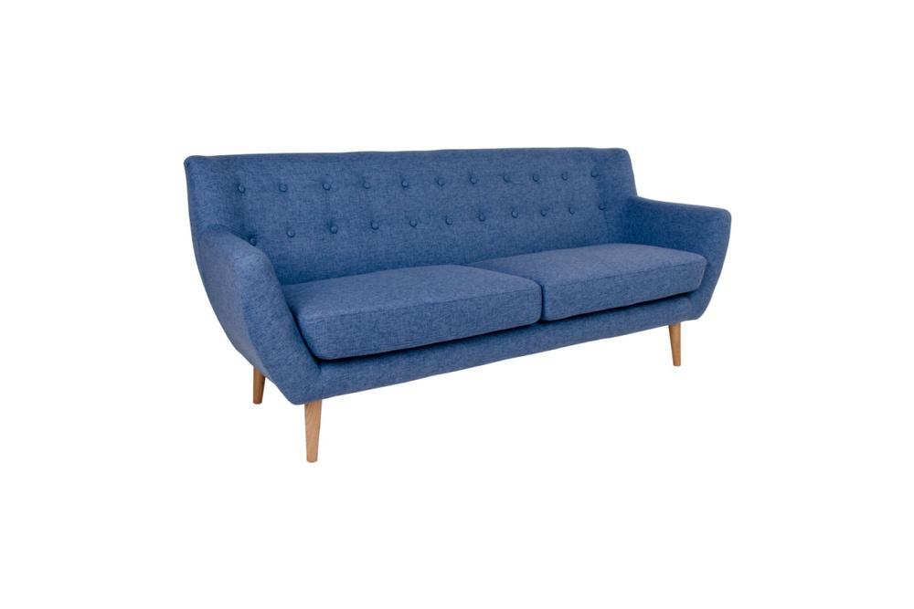 Stílusos kanapé Aaliyah - kék