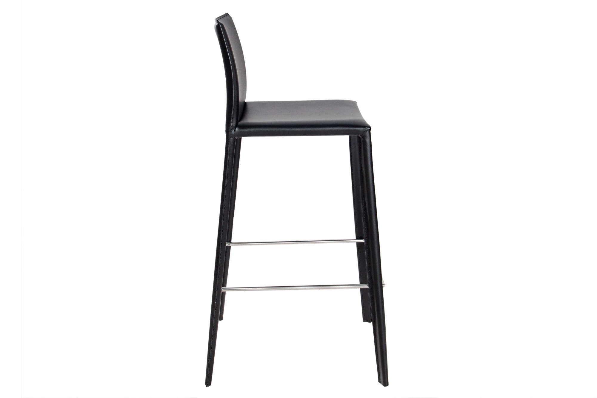 Bár szék Neapol fekete