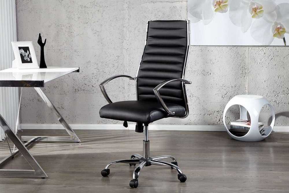 Irodai szék Boss fekete