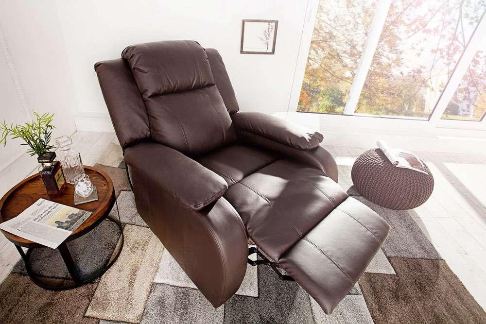 Relax fotel Movie barna