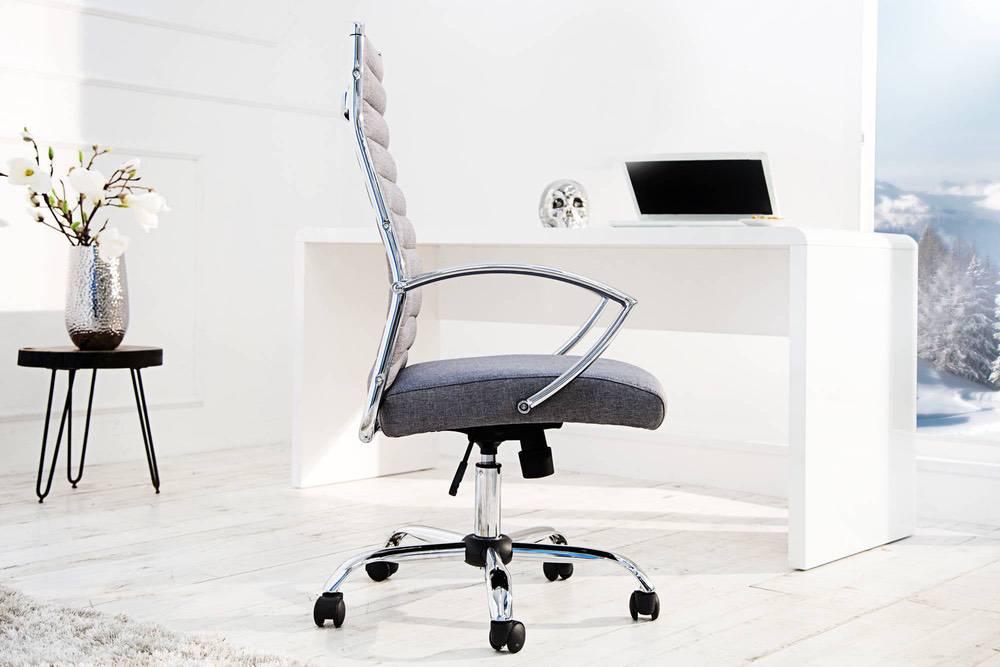 Irodai szék Boss szürke