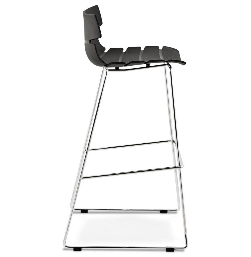 Modern bár szék Brayden fekete