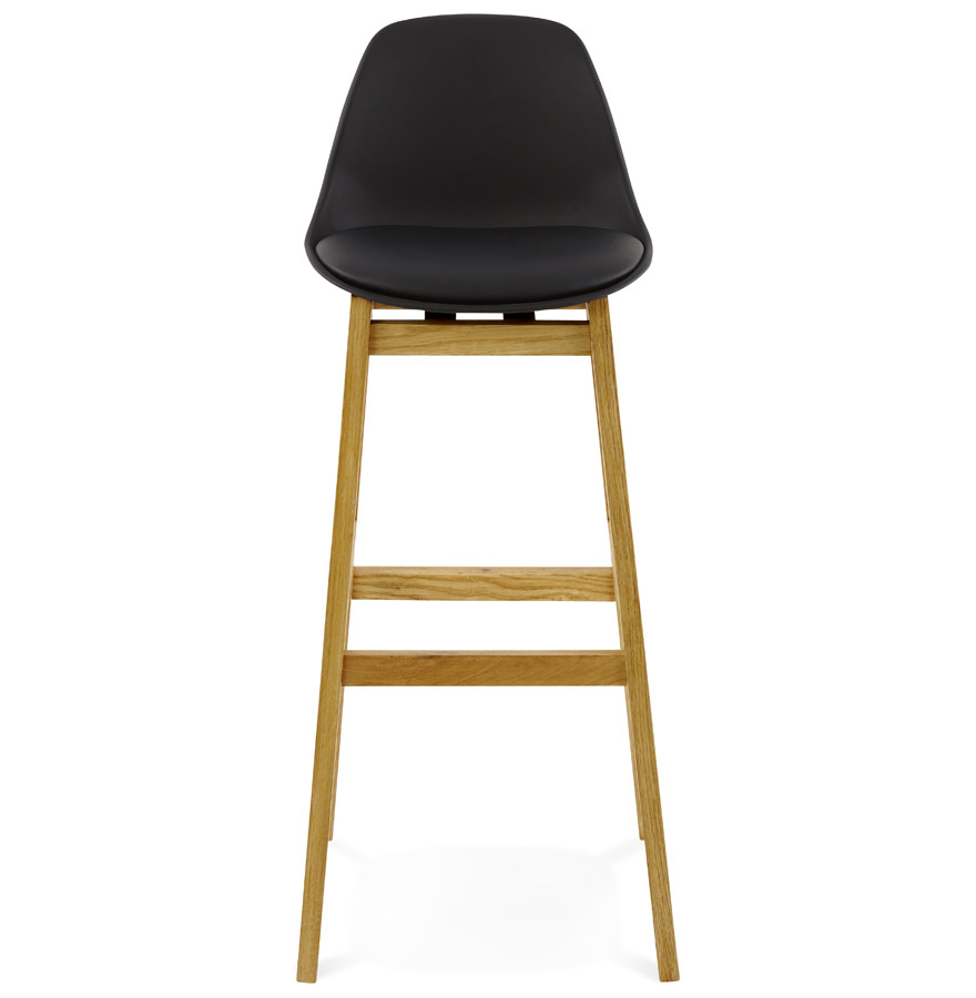 Modern bár szék Evan fekete