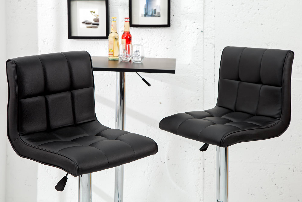 Bár szék Modern fekete