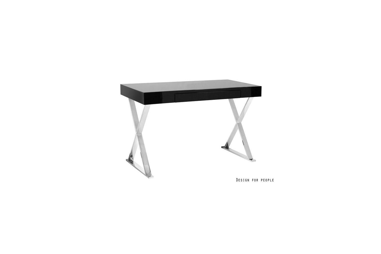 Stílusos asztal Zara fekete