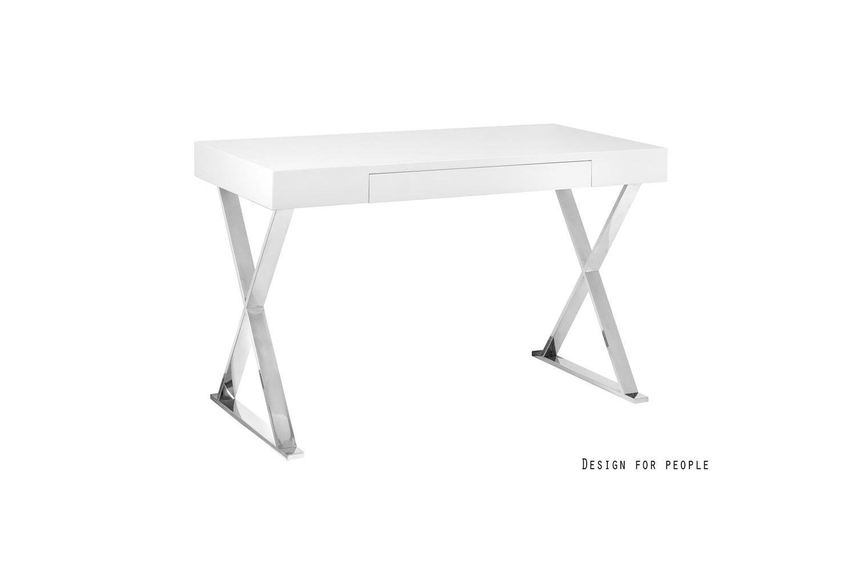 Stílusos asztal Zara fehér