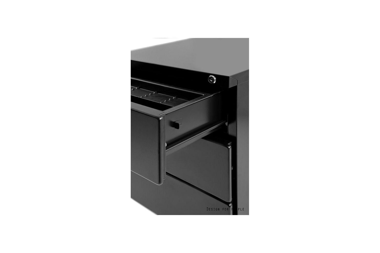 Stílusos szekrény Christtina fekete
