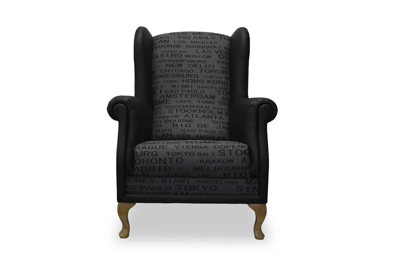 Stílusos fotel Olive Chesterfield II - különféle színek