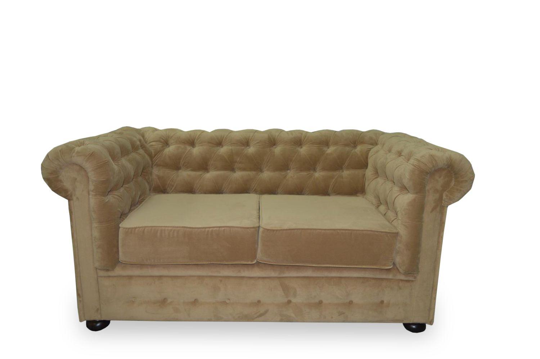 Kétszemélyes kanapé Violo Chesterfield - különféle színek