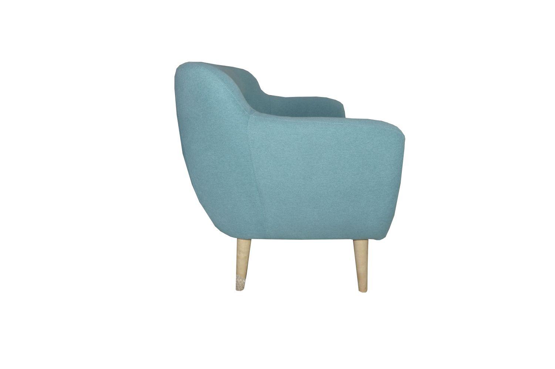Kétszemélyes kanapé Tessie - különféle színek
