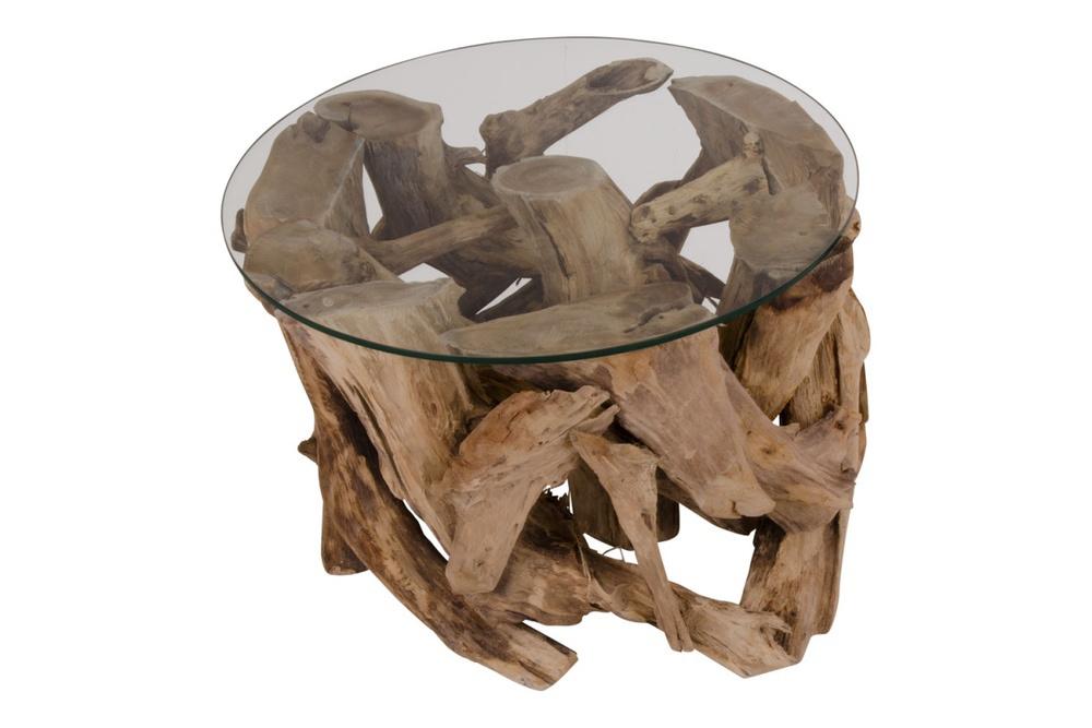Stílusos dohányzóasztal Brooks