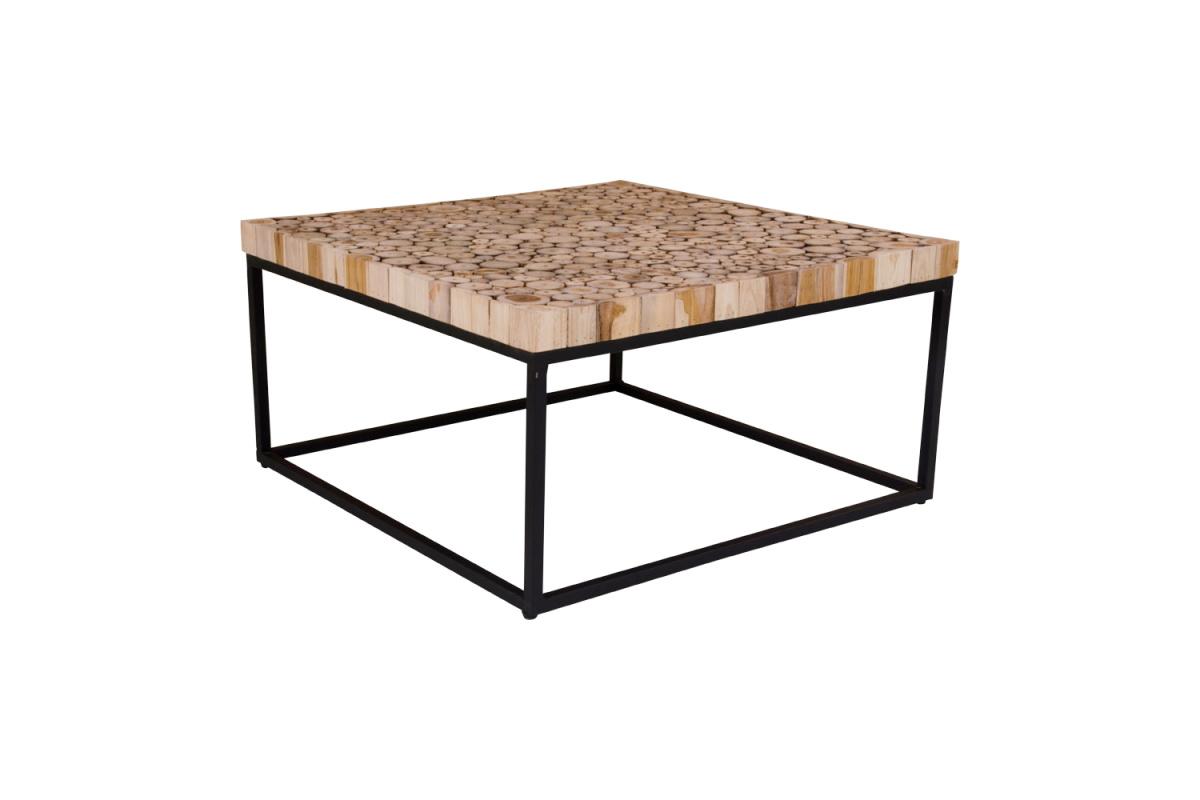 Stílusos dohányzóasztal Savanna