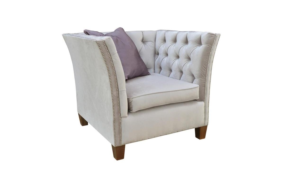 Stílusos fotel Colten - különféle színek