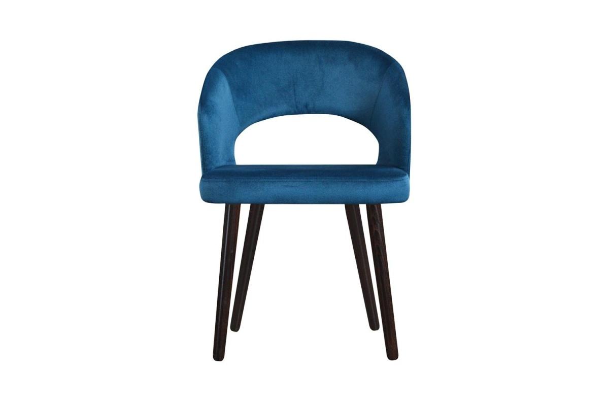 Stílusos szék Zachariah - kék - Raktáron SK(RP)