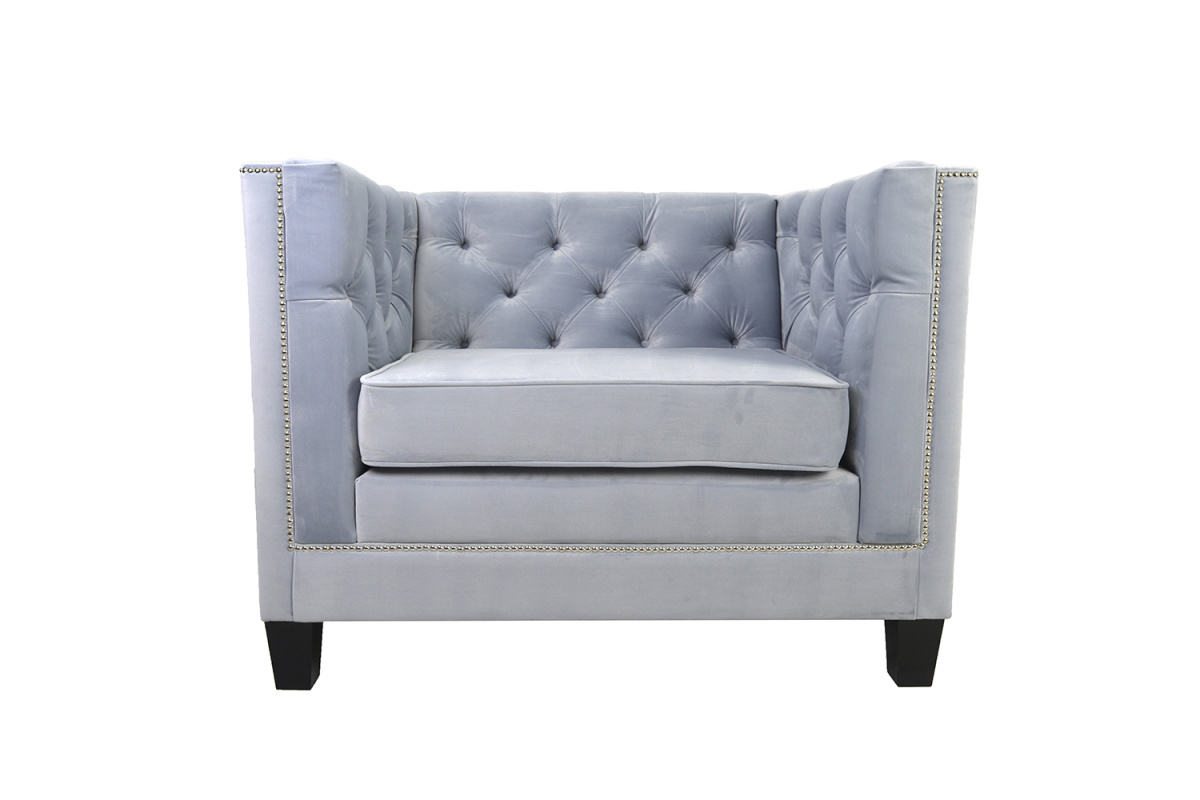 Stílusos fotel Michaela - különféle színek