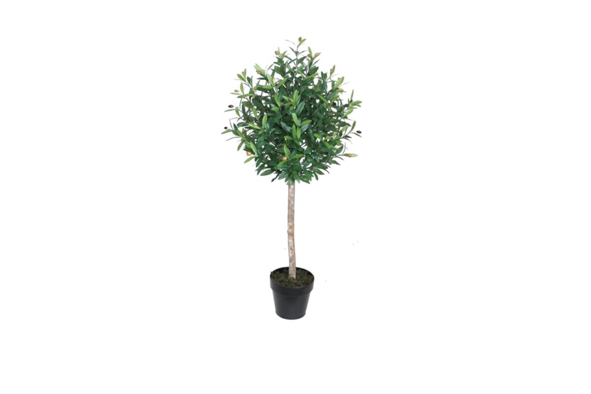 Dekoratív műnövény oliva fa Frederick