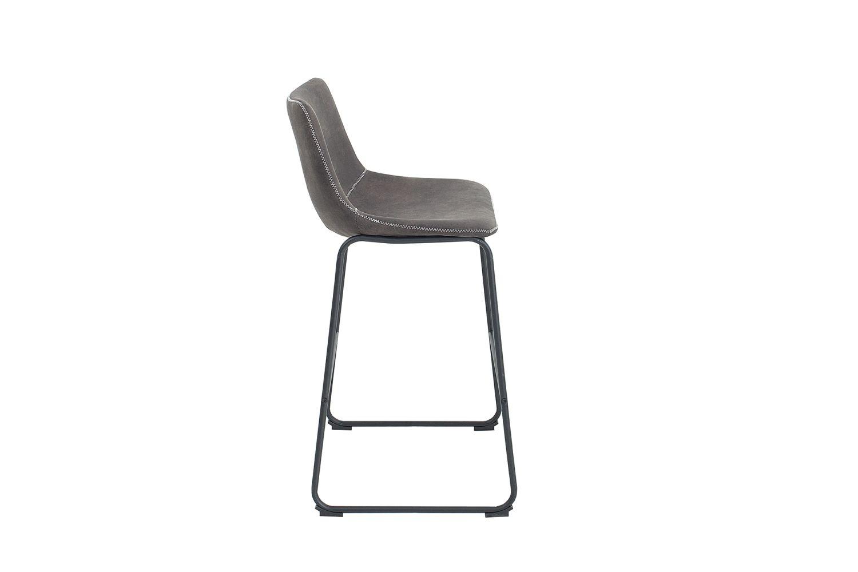Stílusos bár szék Alba / vintage szürke
