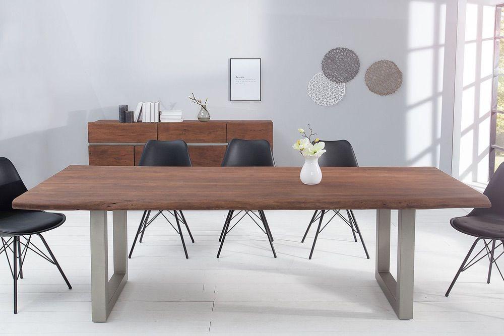 Luxus étkezőasztal Massive 240 cm / akác