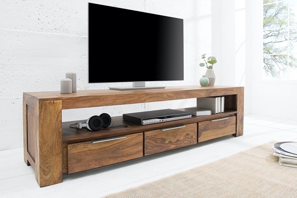 Luxus TV asztal Elegant masszív 170 cm