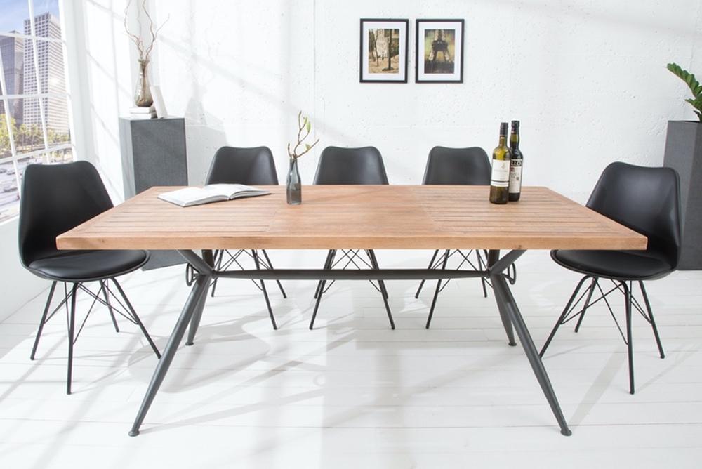 Stílusos étkezőasztal Palace 180 cm