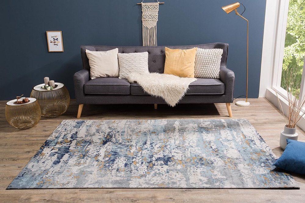 Stílusos szőnyeg  Jakob 240x160 kék