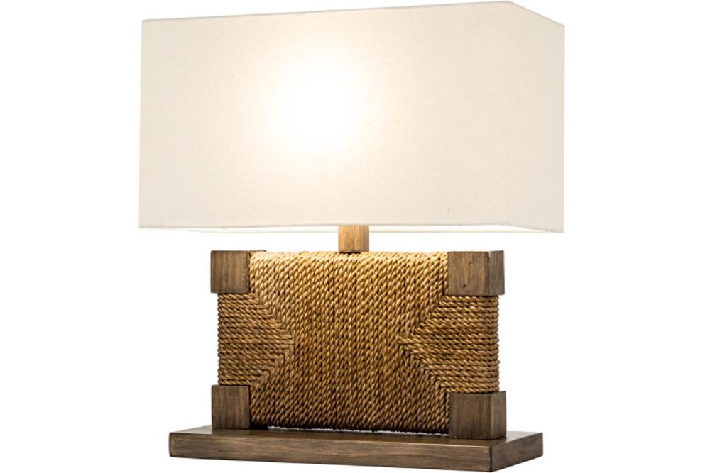 Stílusos asztali lámpa Desmond III