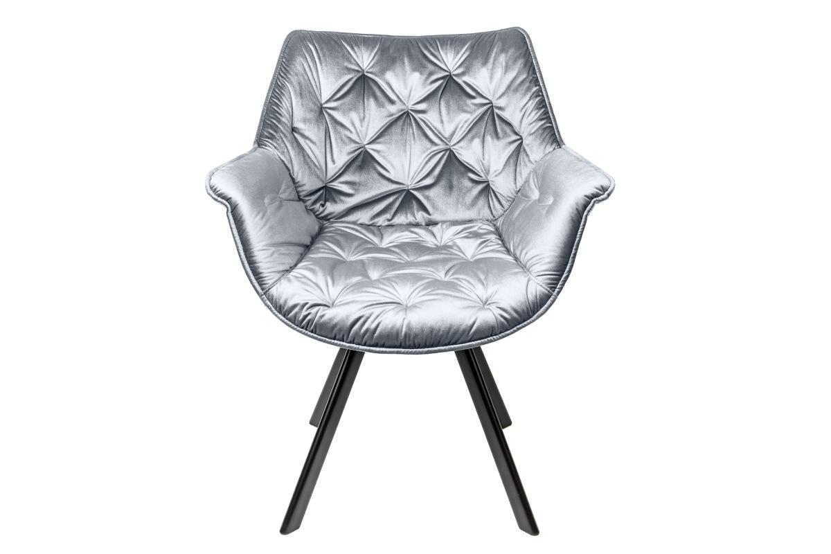 Stílusos szék Kiara szürke
