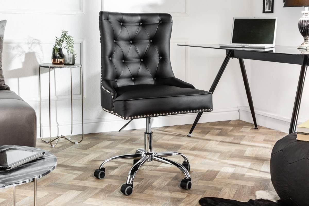 Irodai szék Jett fekete