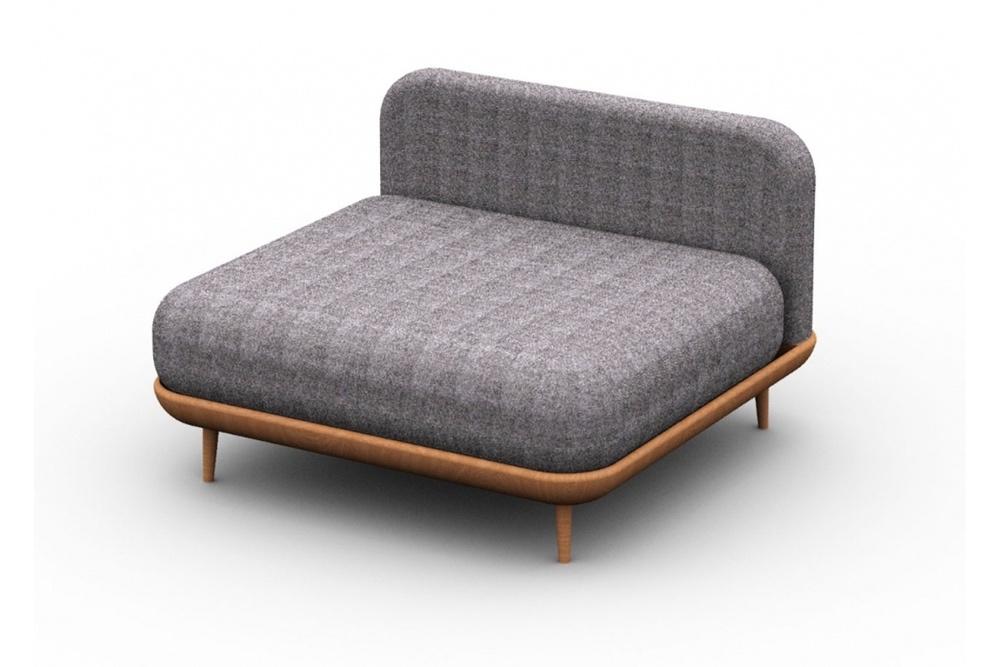 Nourd kerti szék