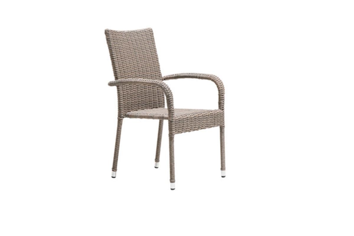 Rakásolható kerti szék Quinton